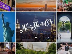 """With so much to see and do in New York City, it's no wonder they call it """"The City That Never Sleeps""""! What is on your must-see list when you visit The """"Big Apple""""?"""
