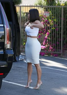 Keeping Up With Kimye — Kim Kardashian West out in Los Angeles, CA - April...