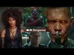 Deadpool 2 Review & Analysis: FilmGamer Podcast 102