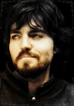 The Musketeers - Athos perfection in a picture