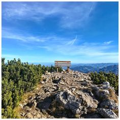 Please have a seat 😎 . #traunstein #naturfreundesteig #gmunden #traunsee #upperaustria #salzkammergut #austria #bergsteigen #hiking #wanderlust  #mountains #whataview #goplayoutside #autumnvibes #break Wanderlust, Side, Austria, Hiking, Mountains, Nature, Travel, Mountain Climbing, Walks