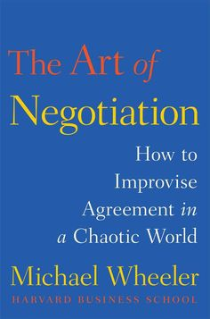 """A member of the world renowned Program on Negotiation at Harvard Law School introduces the powerful next-generation approach to negotiation.A member of the world-renowned Program on Negotiation at Harvard Law School introduces the powerful next-generation approach to negotiation. For many years, two approaches to negotiation have prevailed: the """"win-win"""" method exemplified in Getting to Yes by Roger Fisher, William Ury, and Bruce Patton; and the hard-bargaining style of Herb Cohen's You Can…"""