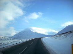 Road to Reydarfjordur