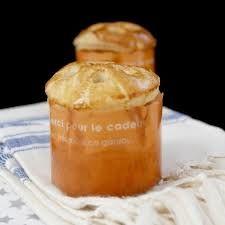pastelitos salados con microondas