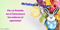 Hristos a inviat! Easy Workouts, Yoshi, Pastries, Easy Fitness