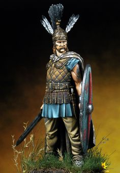 Capo Gallo - Virtual Museum of Historical Miniatures Vikings, Celtic Sword, Celtic Druids, Castor And Pollux, Celtic Warriors, Celtic Culture, Virtual Museum, Celtic Art, Picts