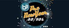 PreNewYear 80/90s - Bij Club B3