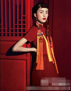 trendy Ideas for makeup colorful harpers bazaar Asian Style, Chinese Style, Chinese Makeup, Chinese Bride, Bazaar Ideas, China Girl, Oriental Fashion, Chinese Culture, Harpers Bazaar