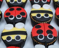 Summer Cupcake Fun !!!