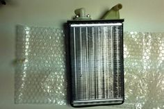 P.N. 7645215 GENUINE NEW HEATER RADIATOR FOR FIAT UNO !! #Fiat