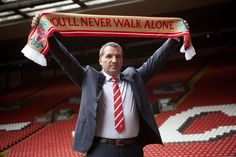Brendan Rogers - The New Liverpool FC Manager
