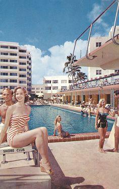 "Shore Club Hotel - Miami Beach, Florida | ""Close to Everythi… | Flickr"