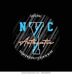 Find Nyc Original Authentic Typhography Vintage Fashion stock images in HD and millions of other royalty-free stock photos, illustrations and vectors in the Shutterstock collection. Thousands of new, high-quality pictures added every day. Typo, Vectors, Badge, Royalty Free Stock Photos, Vintage Fashion, Neon Signs, Illustrations, The Originals, Pictures
