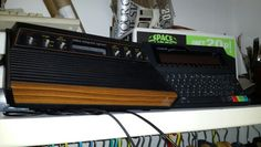 New arrivals for the 2014 Dubai Dollar project an Atari 2600 and an Amstrad notepad
