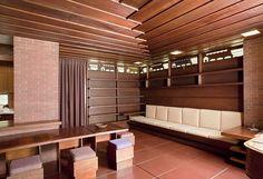 Weltzheimer/Johnson House - FLLW - Dining Space