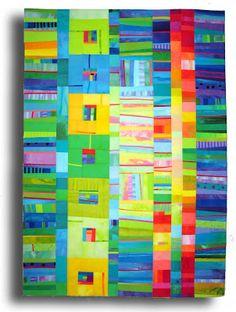 Fibermania art quilt