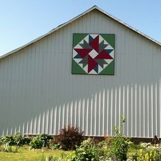 Iowa Barn Quilt that I want in Illinois