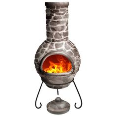 Great blog on Great collection of Chimeneas