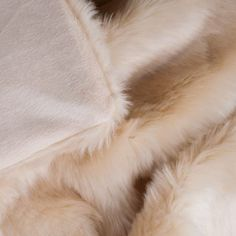 Somerset Home Luxury Long Haired Faux Fur Throw - Walmart.com