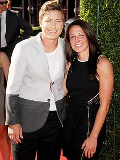 Abby Wambach Marries Sarah Huffman