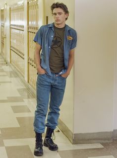 Freaks and Geeks - James Franco