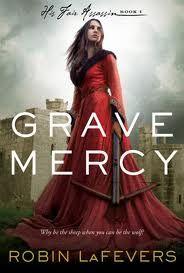 """Grave Mercy"" de Robin LaFevers"