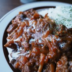 あっという間にお家洋食♪ビーフストロガノフ風⁉ | しゃなママオフィシャルブログ「しゃなママとだんご3兄弟の甘いもの日記」Powered by Ameba