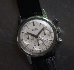 Vintage Tissot Chronograph