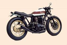 """The """"Gicleur"""" Kawasaki W650"""