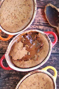 Σουφλέ πραλίνας με 4 μόνο υλικά | Cool Artisan Peanut Butter, Chocolate, Food, Schokolade, Meals, Chocolates, Yemek, Eten
