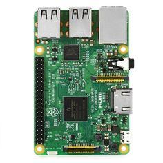 GearBest,DIY Raspberry Pi Model 3 B Motherboard
