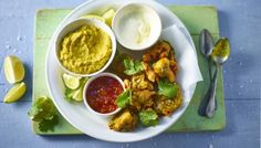 For a casual, low-cost supper, look no further than this Indian dish inspired by your freezer and store-cupboard.