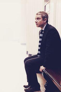 Martin Freeman, a lovely, cantankerous little man