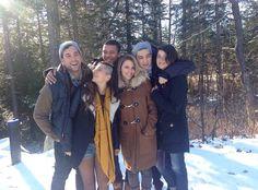 Le Chalet, vrak.tv #lechaletchopchop Jeanne, Camps, Canada Goose Jackets, Tv Shows, Fall Winter, Winter Jackets, Film, Artist, Winter Coats