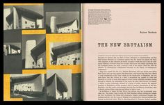 The architectural review magazine