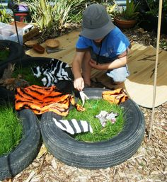 357 best Garden ideas for kids images on Pinterest | Children garden ...