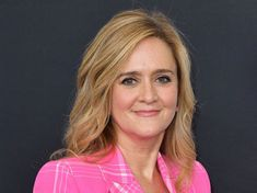 HAPPY 52nd BIRTHDAY to SAMANTHA BEE!! 10/25/21 Born Samantha Anne Bee, Canadian-American comedienne, writer, producer, political commentator, actress, and television host. Bee rose to fame as a correspondent on The Daily Show with Jon Stewart, where she became the longest-serving regular correspondent. In 2015, she departed the show after 12 years to start her own show, Full Frontal with Samantha Bee.