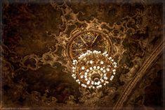 Chandelier-Prague State Opera by pingallery.deviantart.com on @DeviantArt