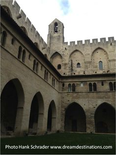 Palace of the Popes Avignon France Vatican, Castles, Rome, Palace, Louvre, France, Mansions, Chateaus, Villas
