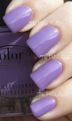 "Color Club ""Lavendarling"" (Spring 2012 Blossoming Collection)"