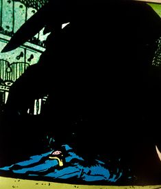 THE SHADOW, by Michael W. Kaluta.