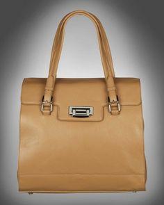 Retro bag big Beige from V-Collection