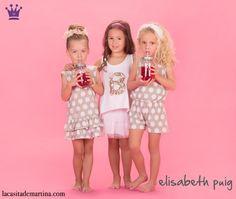Hello! El post de hoy resuelve muchas de las preguntas que últimamente me habéis hecho: ¿Para cuándo la tienda online de Elisabeth Puig? YA Efectivamente, este Blog de Moda Infantil está feliz de a...