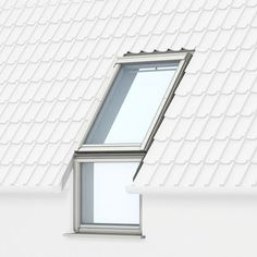 By combining VELUX roof windows you can add a great panoramic view and more natural light – to give your home its own unique character. Roof Design, House Design, Roofing Supplies, Attic Bedrooms, Dormer Windows, Roof Window, Attic Conversion, Timber Cladding, Roof Light