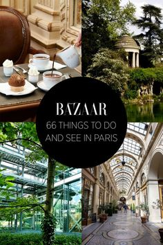 Essential Paris Do's and See's: Pin this image to save the most essential Paris activities for later!