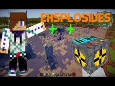 Explosives Plus Plus Mod 1.7.10