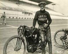 Vintage Motorcycles 15 Fascinating Vintage Photographs of Motorcycle Riders Posing in Their Cool Harley-Davidson Racing Jerseys from the and Harley Davidson Vintage, Harley Davidson History, Harley Davidson Street Glide, Harley Davidson News, Harley Davidson Motorcycles, Motorcycle Icon, Motorcycle Companies, Motorcycle Posters, Women Motorcycle