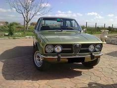 Alfa Romeo - Alfetta 1.8 - 1975