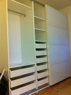 IKEA Pax Wardrobe With Drawers   White By Furniture Assembly Service U0026  More, Via Flickr