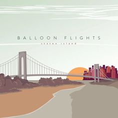 Album cover and artwork for Balloon Flights